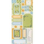Fiskars - Cloud 9 Design - Finley's Estate Collection - Gem Sticker - Basics