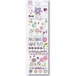 Fiskars - Heidi Grace Designs - Sweetest Bug Collection - Rub Ons - Icons