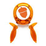 Fiskars - Squeeze Punch - Fall - Large - What A Nut