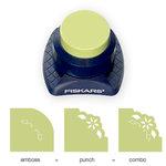 Fiskars - Combo Corner Punch - Sunflower