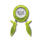 Fiskars - Limited Edition - Squeeze Punch - Large - Bird is the Word, CLEARANCE