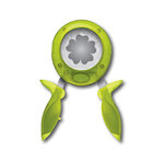 Fiskars - Limited Edition - Squeeze Punch - Large - Flower Power
