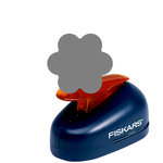 Fiskars - Lever Punch - Medium - One Inch Poppy