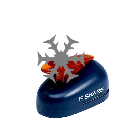 Fiskars - Lever Punch - Medium - One Inch Snowflake