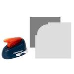 Fiskars - Decorative Corner Lever Punch - Roman Frame