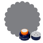 Fiskars - Everywhere Punch Window System - Scalloped Circle Cartridge