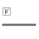 Fiskars - Desktop Rotary Titanium Replacement Blades - 2 Pack - Blade Style F