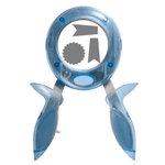 Jenni Bowlin Studio - Fiskars - Squeeze Punch - Large - Blue Ribbon