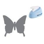 Jenni Bowlin Studio - Fiskars - Lever Punch - Medium - JenniÂ's Butterfly