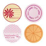Fiskars - Fuse Creativity System - Die Cutting Design Set - Plate Expansion Pack - Medium - Circle