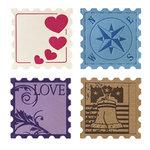 Fiskars - Fuse Creativity System - Die Cutting Design Set - Plate Expansion Pack - Medium - Stamp