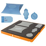 Fiskars - Fuse Creativity System - Die Cutting Design Set - Large - Pillow Box, COMING SOON
