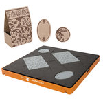 Fiskars - Fuse Creativity System - Die Cutting Design Set - Large - Favor Wrap, COMING SOON