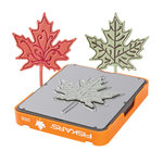 Fiskars - Fuse Creativity System - Die Cutting Design Set - Photo-etched - Medium - Leaf