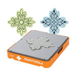 Fiskars - Fuse Creativity System - Die Cutting Design Set - Photo-etched - Medium - Element