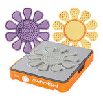 Fiskars - Fuse Creativity System - Die Cutting Design Set - Photo-etched - Medium - Flower