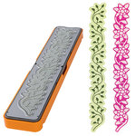 Fiskars - Fuse Creativity System - Die Cutting Design Set - Photo-etched - Border - Doodle, COMING SOON