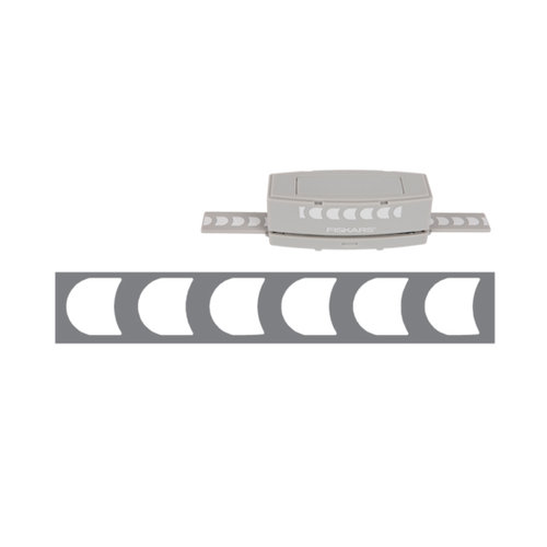 Fiskars - Interchangeable Border Punch - Cartridge - Close Curve