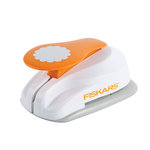 Fiskars - Lever Punch - 3XL - Pretty Scallops