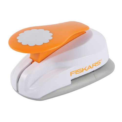 Fiskars - Lever Punch - XXL - Pretty Scallops