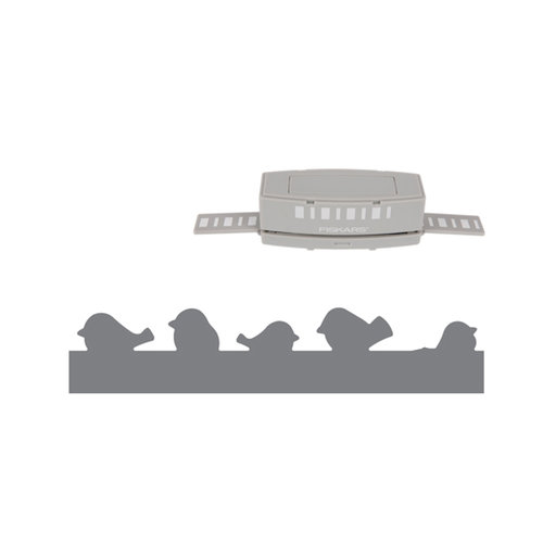 Fiskars - Interchangeable Border Punch - Cartridge - Feathered Friends