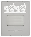 Fiskars - AdvantEdge Punch System - Interchangeable Border Punch - Cartridge - Large - Sweet Treats