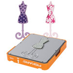 Fiskars - Fuse Creativity System - Die Cutting Design Set - Photo-etched - Medium - Dressform