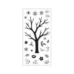 Fiskars - Clear Acrylic Stamps - Build-A-Tree