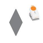 Fiskars - Thick Punch - 1.5 Inches - Diamond