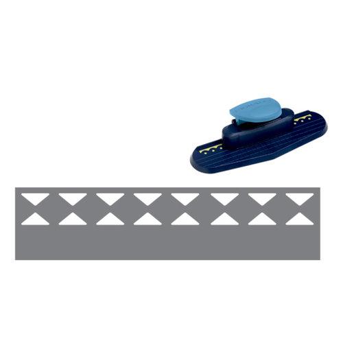 Fiskars - Border Punch - Diamond Edge