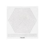 Fiskars - Paper Piercing - Stencil - Hexagons