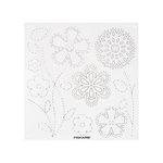 Fiskars - Paper Piercing - Stencil - Flowers