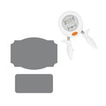 Fiskars - Squeeze Punch - Extra Large - Labels