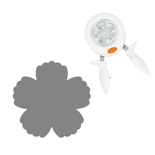 Fiskars - Squeeze Punch - Extra Large - Blossom
