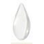 Fiskars - Cloud 9 Design - Stickers - Rain Dots - Teardrop - Clear, CLEARANCE