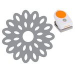 Fiskars - Intricate Shape Punch - Mum's the Word