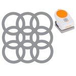 Fiskars - Intricate Shape Punch - Running In Circles