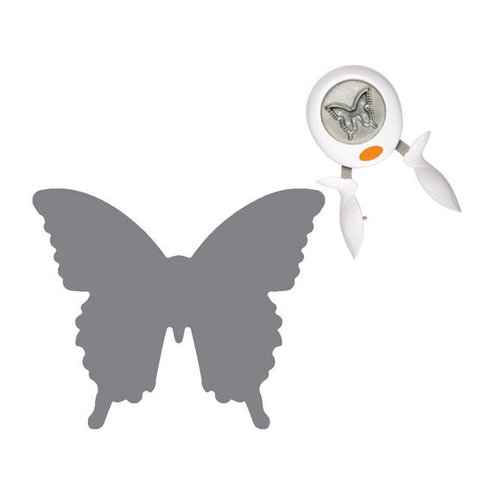 Fiskars - Squeeze Punch - Extra Large - Fly Away