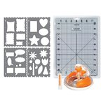 Fiskars - Basic Shapes Ultra - ShapeXpress Starter Set