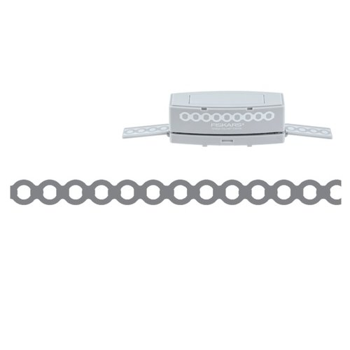 Fiskars - Teresa Collins - Interchangeable Border Punch - Cartridge - Paper Chain