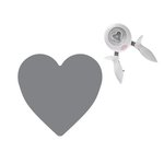 Fiskars - Teresa Collins - Squeeze Punch - Medium - Heart