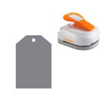 Fiskars - 3-in-1 Tag Maker Punch - Simple