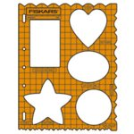Shape Cutter Shapes-1 Template