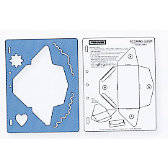 Fiskars - Shape Template - Envelope 1