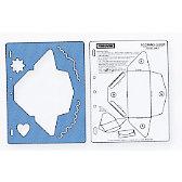Fiskars - Shape Template - Envelope 1