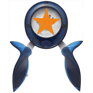 Fiskars - Squeeze Punch -  Medium - Star - Twinkle Twinkle, CLEARANCE