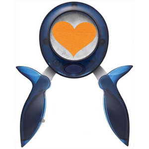 Fiskars - Squeeze Punch -  Medium - Heart - That's Amore