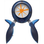 Fiskars - Squeeze Punch -  Medium - Retro Point Star - Bling Bling, CLEARANCE