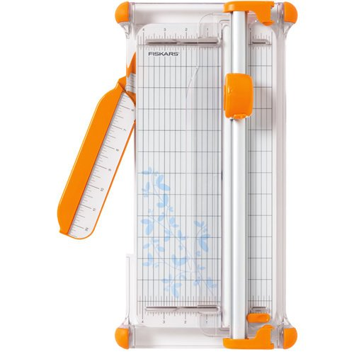 Fiskars - 12 inch Portable Rotary Paper Trimmer  - Blade Style F
