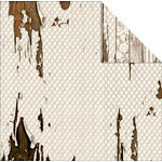 FabScraps - Shabby Chic Collection - 12 x 12 Double Sided Paper - Diamond
